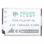 Аккумулятор PowerPlant Fuji NP-48 1450mAh