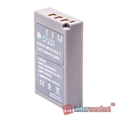 Аккумулятор PowerPlant Olympus PS-BLS5 1220mAh