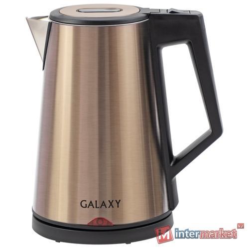Чайник Galaxy GL 0320, золотой