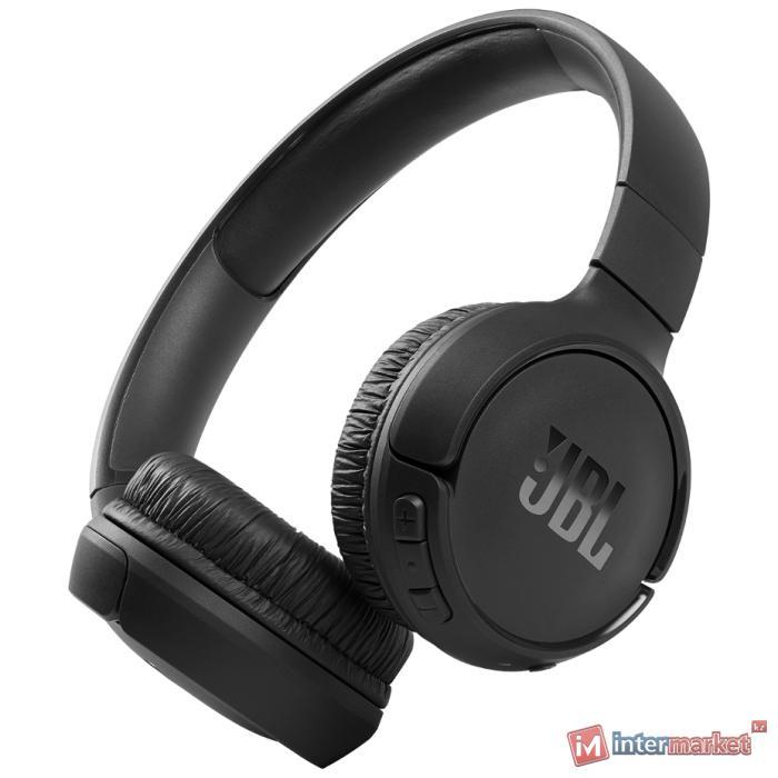 Беспроводные наушники JBL Tune 510BT, черный JBLT510BTBLKEU