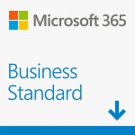 Microsoft 365 Bus Standard Retail Mac/Win All Languages Subscription Online Product Key License 1 License Central/ (1год)