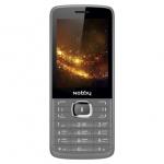 Мобильный телефон Nobby 330T, черно-серый