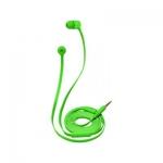 Наушники-вкладыши Trust DUGA IN-EAR - зеленый неон