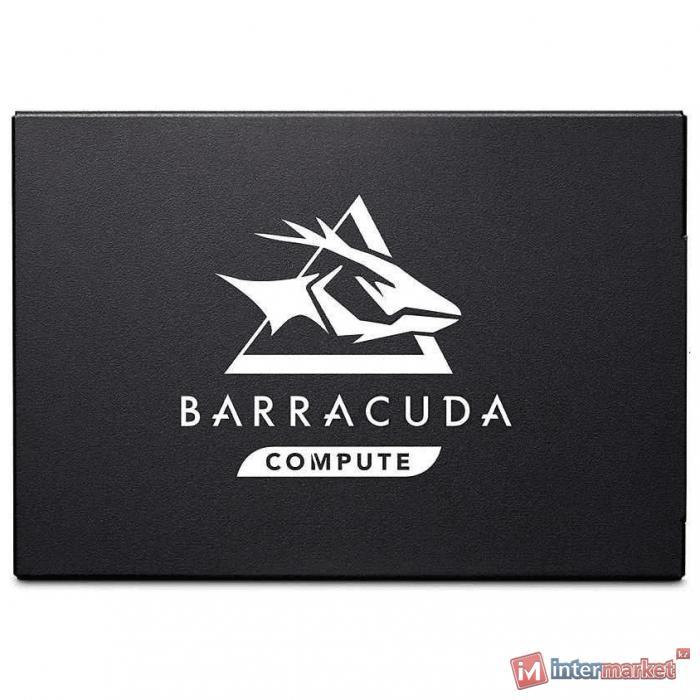"""Твердотельный накопитель 240GB SSD Seagate BarraCuda Q1 2.5"""" SATA3 R550Mb/s, W450MB/s ZA240CV1A001"""